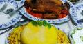 طرز تهیه خوراک اردک شمالی خوشمزه و مجلسی با رب نارنج و گوجه