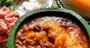 طرز تهیه خورش شیرین قاتق گیلانی ساده و خوشمزه به روش محلی