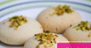 طرز تهیه شیرینی خطایی افغانی بسیار ساده و خوشمزه بدون فر