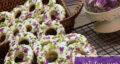 طرز تهیه شیرینی رینگ آجیلی خوشمزه و مجلسی برای عید نوروز