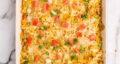 طرز تهیه کاسرول مرغ و سیب زمینی پیش غذای فرانسوی خوشمزه