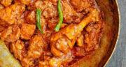 طرز تهیه مرغ هندی تند، خوشمزه و مجلسی با ماست