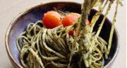طرز تهیه پاستا لینگوئینی ساده و خوشمزه با پنیر و سس مخصوص