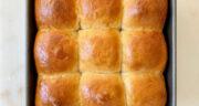 طرز تهیه نان شیر خانگی خوشمزه فرانسوی با بافت پنبه ای