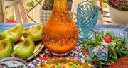 طرز تهیه ادویه پلو خوشمزه تبریزی با مرغ مرحله به مرحله