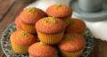 طرز تهیه کیک یزدی خانگی در مایکروفر با پیمانه مرحله به مرحله