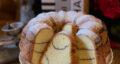 طرز تهیه کیک انگلیسی دو رنگ ساده و خوشمزه با پف زیاد