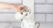 طرز تهیه شیر نارگیل خانگی غلیظ ساده و خوشمزه با پودر نارگیل