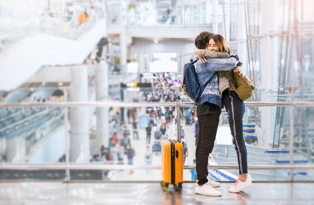 متن خداحافظی از عشق برای سفر