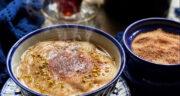طرز تهیه حلیم مرغ خوشمزه با بلغور گندم بدون شیر مرحله به مرحله