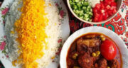 طرز تهیه کدو مسما خوشمزه و لذیذ با گوشت و مرغ و دستوری ساده