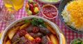 طرز تهیه کوفته ازمیری ساده و خوشمزه در فر به روش ترکی