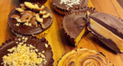 طرز تهیه رئیس بادام زمینی، شیرینی آمریکایی ساده و خوشمزه