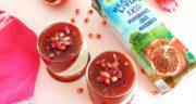 طرز تهیه پاناکوتای انار لیوانی ساده و خوشمزه مناسب برای شب یلدا