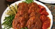 طرز تهیه شامی نخودچی خوشمزه برای ماه رمضان با سس مخصوص