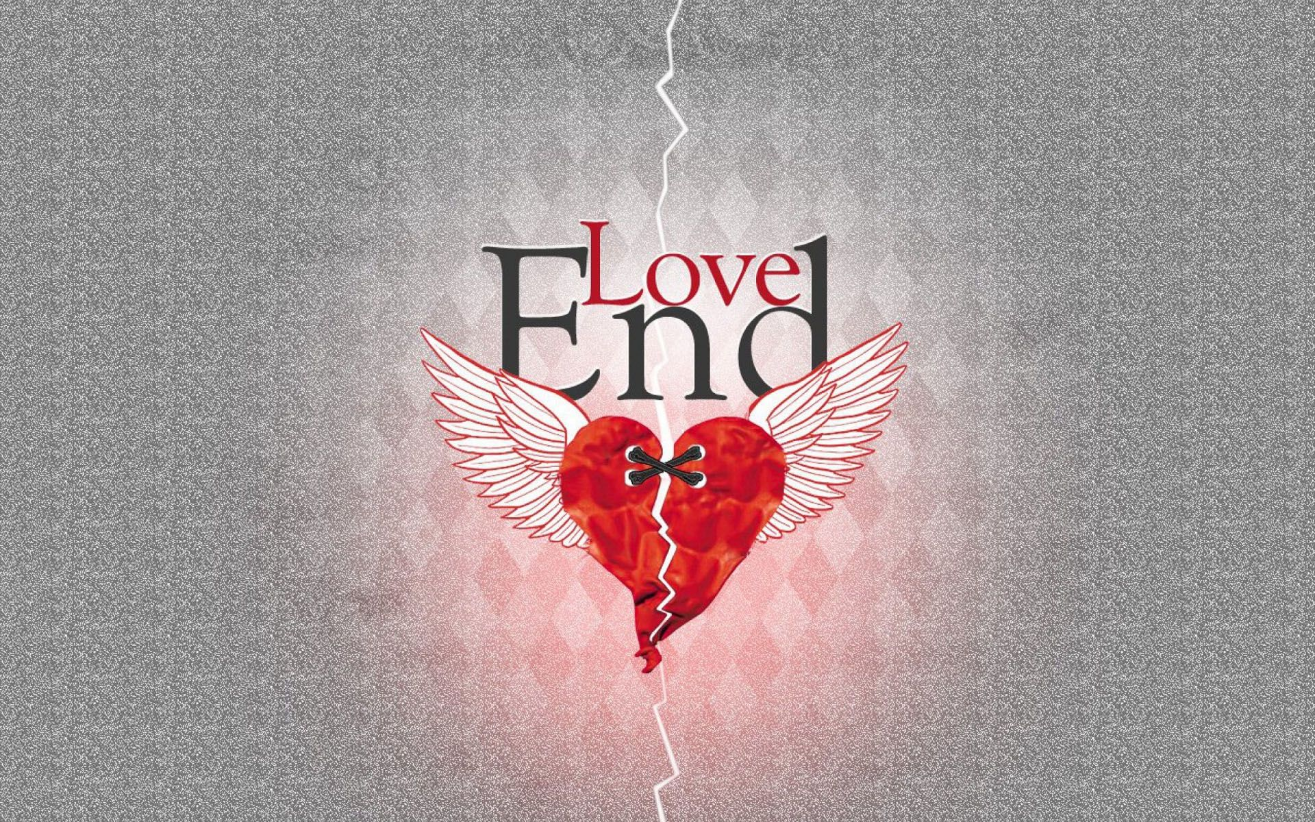 متن انگلیسی شکست عشقی