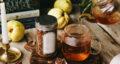 طرز تهیه چای به و سیب خانگی خوشمزه، خوشرنگ و آرامبخش