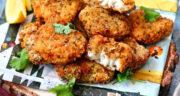 طرز تهیه ناگت ماهی چرخ شده خانگی خوشمزه و سالم بدون سیب زمینی