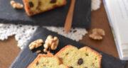 طرز تهیه کیک کشمشی و گردویی ساده و نرم و خوشمزه با ماست