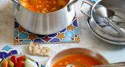 طرز تهیه آبگوشت گیاهی خوشمزه ویژه گیاهخواران بدون گوشت
