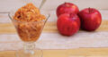 طرز تهیه فالوده سیب خوشمزه و مفید برای کم خونی با گلاب و عسل