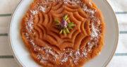 طرز تهیه حلوا نارگیلی بوتیکی ساده، خوشمزه و مجلسی با پودر نارگیل