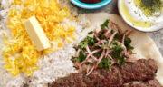 طرز تهیه کباب کفتا لبنانی خوشمزه با سس مخصوص موهامارا