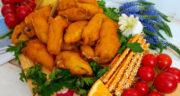 طرز تهیه ماهی کیلکا سوخاری ساده و خوشمزه با آرد و ماءالشعیر