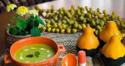 طرز تهیه سوپ کدو سبز خوشمزه با خامه، سیب زمینی و هویج