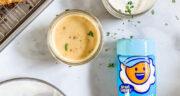طرز تهیه سس رنچ خانگی ساده و خوشمزه برای سوخاری و ساندویچ