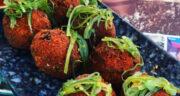 طرز تهیه کوفته ماهی تابه ای سوخاری خوشمزه با تن ماهی