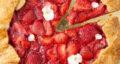طرز تهیه پای توت فرنگی خانگی فرانسوی خیلی خوشمزه در فر