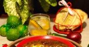 طرز تهیه قلیه تخم مرغ جنوبی ساده و خوشمزه با تمر هندی