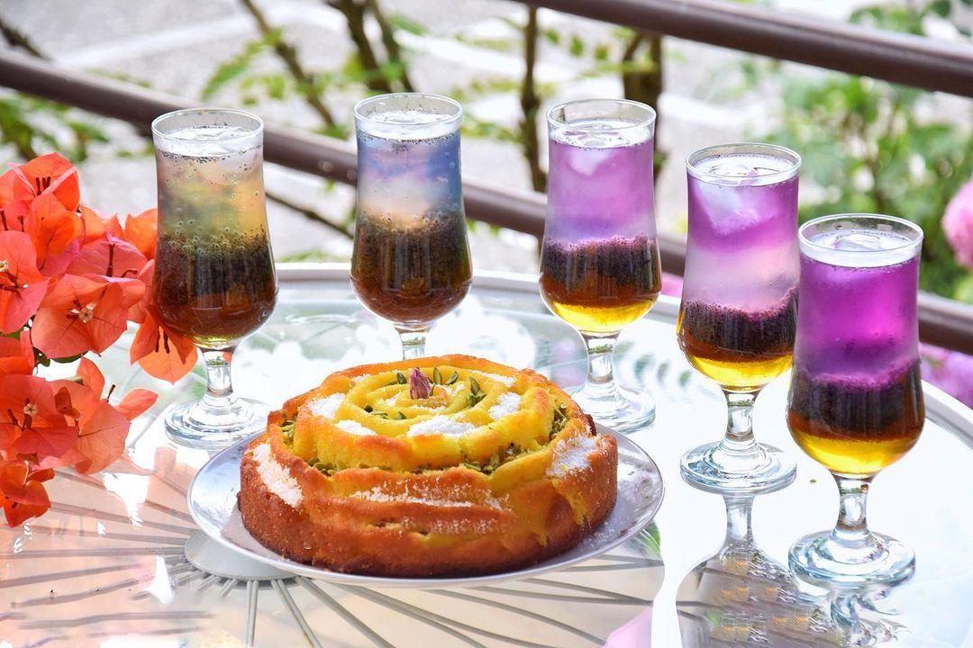 طرز تهیه شربت گل پنیرک با ابلیمو