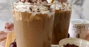 طرز تهیه دو مدل اسموتی شکلاتی با موز و بادام زمینی ساده و خوشمزه