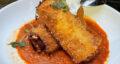 طرز تهیه لازانیا سوخاری لقمه ای ساده و خوشمزه با گوشت بدون فر