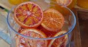 طرز تهیه پرتقال شکری شکلاتی خوشمزه و آسان با پوست
