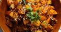 طرز تهیه بطاطا حره پیش غذای عربی تند و خوشمزه با سیب زمینی