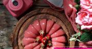 طرز تهیه دسر بوراتوس ساده و خوشمزه با طعم توت فرنگی و موزی