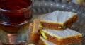 طرز تهیه حلوا زردک خوشمزه و آسان با بادام و پسته و شکلات سفید