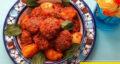 طرز تهیه کوفته بلغور خوشمزه و آسان با گوشت و سیب زمینی