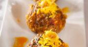 طرز تهیه کوفته یزدی ساده و خوشمزه با آرد نخود و گوشت و برنج