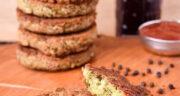 طرز تهیه کتلت ماش با سیب زمینی و سبزی معطر خوشمزه و مجلسی