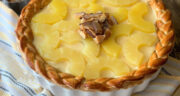 طرز تهیه پای آناناس خانگی ساده و خوشمزه به سبک قنادی در فر