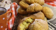 طرز تهیه کوکی کدو حلوایی ساده و خوشمزه با دارچین و شکلات چیپسی