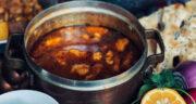 طرز تهیه آبگوشت کرمانی یا متنجنه یا امام حسینی خوشمزه و سنتی