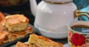 طرز تهیه بورک پنیر و جعفری ترکی خانگی بدون گوشت با خمیر یوفکا