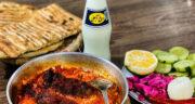 طرز تهیه کوبلت املت ساده و خوشمزه با کباب کوبیده و تخم مرغ