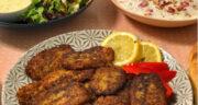 طرز تهیه کتلت پاکستانی خوشمزه با گوشت، سیب زمینی و سبزیجات