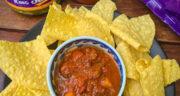 طرز تهیه خوراک مکزیکی تند و خوشمزه با گوشت و سیب زمینی